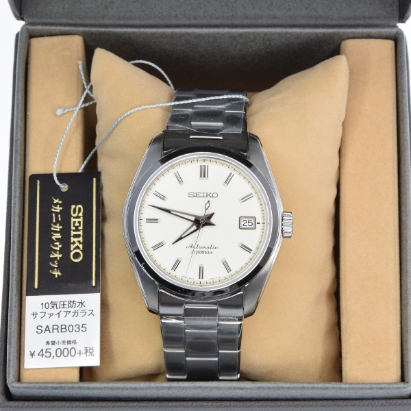 ... Menu0026#39;s Wrist Watch White Face - Made In Japan * US WAREHOUSE * TAX FREE