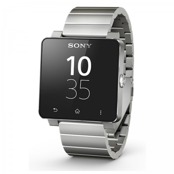 Sony SW2 SmartWatch 2 Bluetooth Water Resistant Android