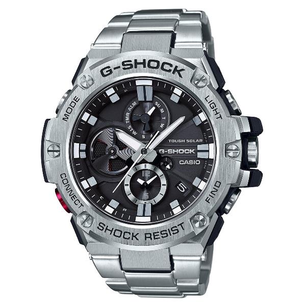 Мужские часы Casio GST-B100D-1A Мужские часы Swiss Military Hanowa 06-5225.04.003