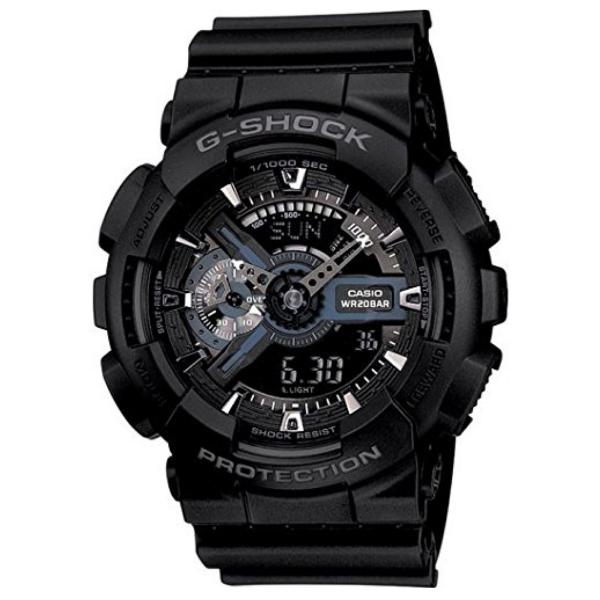 Details about Casio G-Shock GA-110-1B Shock Resistant 20ATM Water  Resistance Watch GA-110-1BDR 626add6d8
