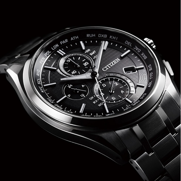 【楽天市場】メンズ腕時計(時計のベルト素材:チタ …