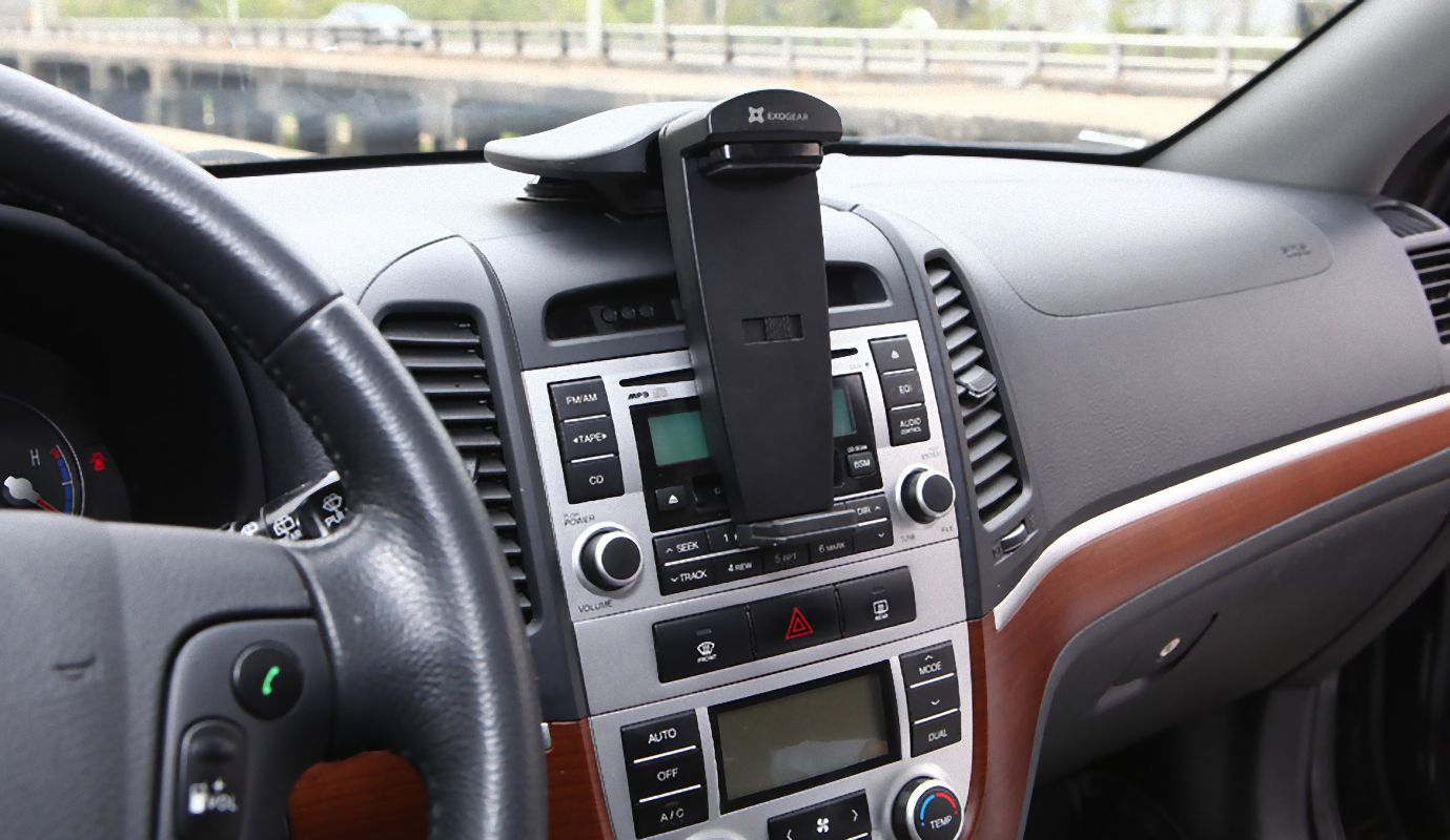 Exogear Exomount Tablet Dash Car Mount Holder Nexus 10