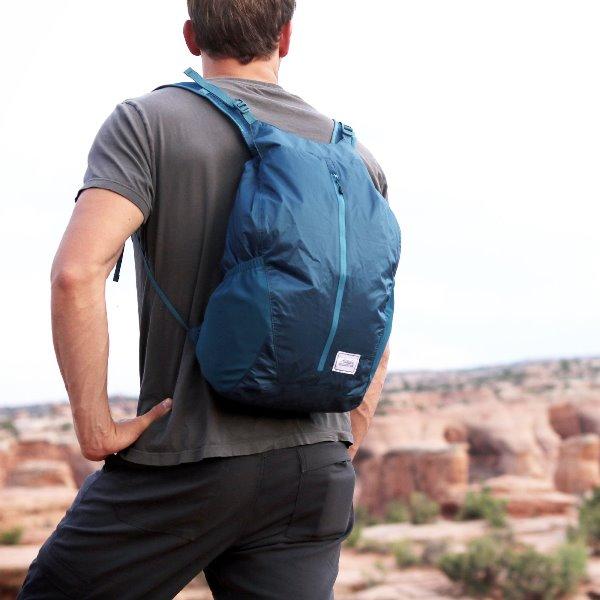 7f4b71e2ce Matador FreeRain24 24 Liter Ultralight Waterproof Packable Backpack Genuine  CORDURA - Blue