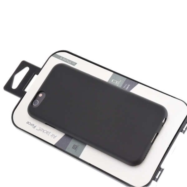on sale e6cf4 e3274 Details about Power Support Air Jacket Force Case for Apple iPhone 6 / 6s  4.7