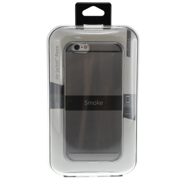 new style 42541 9405f Details about Power Support Air Jacket Force Case for Apple iPhone 6 / 6s  4.7