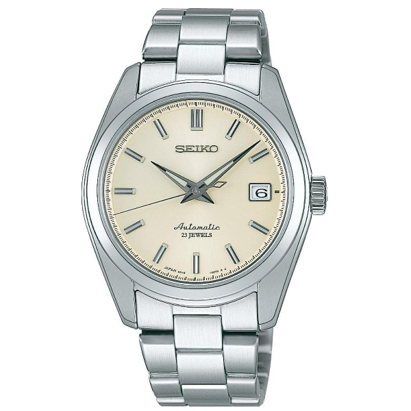 Details About Seiko Sarb035 Mechanical Automatic White Dial Men S Wrist Watch Made In Japan