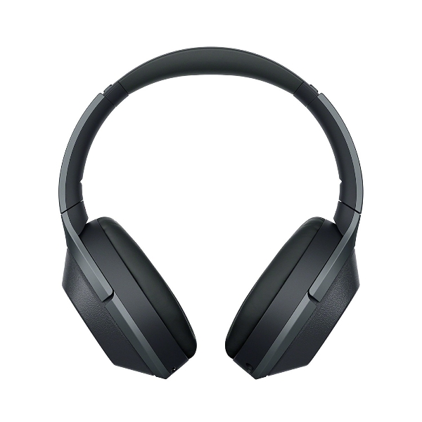 Sony Noise Cancelling Headphones WH1000XM2: Over Ear Wireless Bluetooth Headphones with Microphone Hi Res Audio and Active Sound Cancellation