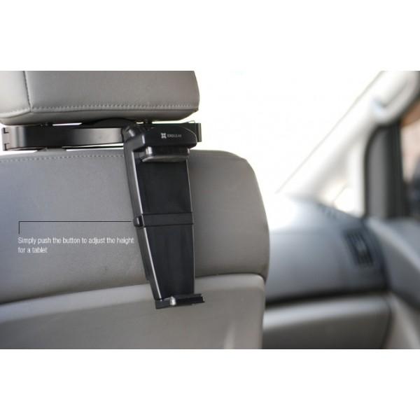 exogear exomount universal headrest tablet mount for ipad galaxy tab kindle ebay - Tablet Mount