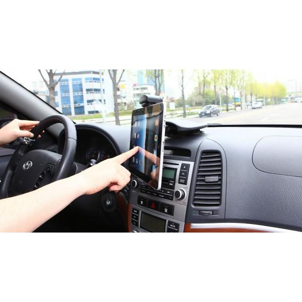exogear exomount tablet dash car mount holder for ipad