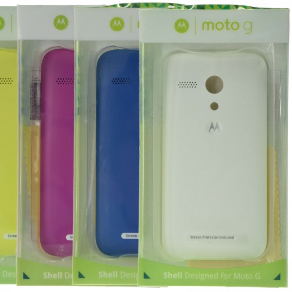 brand new c7f9f 644c3 Details about Genuine Motorola Moto G Hard Snap On Back Rear Cover Shell  Case