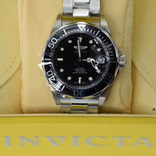 INVICTA 8926 Mens Pro Diver Collection Automatic Movement Stainless Steel Watch 617529690751 | eBay