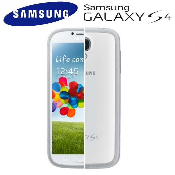 purchase cheap 99404 52033 Details about Samsung EF-PI950BWEGWW Protective Cover Plus Case for Galaxy  S4 i9500 - White